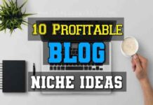 10 Popular And Profitable Blog Niches Ideas 2020 in Hindi