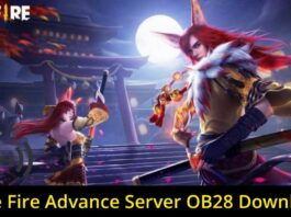 Free Fire Advance Server OB28 APK Download Link And Activation Code