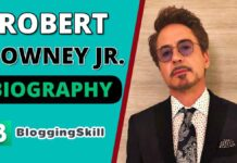 Robert Downey Jr Biography, Age, Height And Net Worth